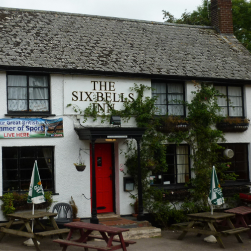 Six Bells Inn, Payhembury