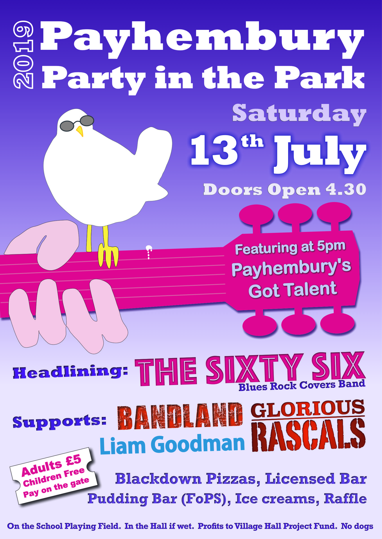 Party in Park, Payhembury