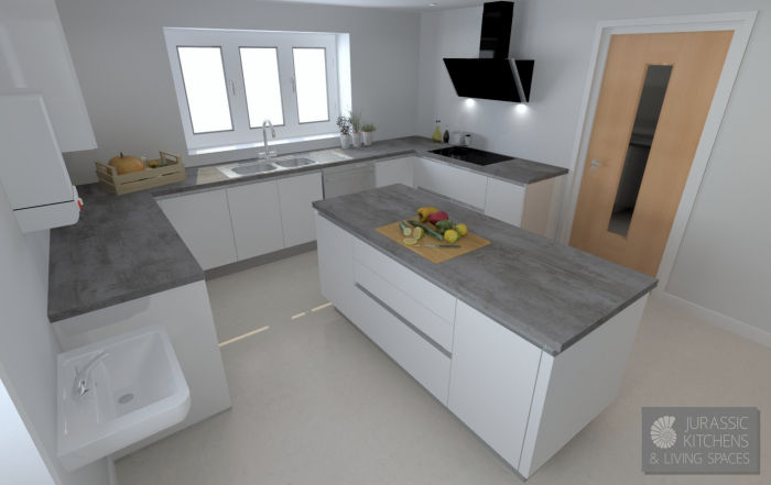 We're Redesigning Our New Kitchen
